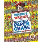 Where's Waldo? the Incredible Paper Chase [With Punch-Out(s)] (Inbunden, 2009)